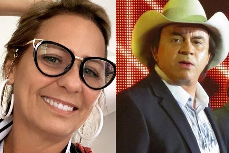 Ex-mulher do sertanejo Chitãozinho desabafa sobre vida 'no fundo do poço'