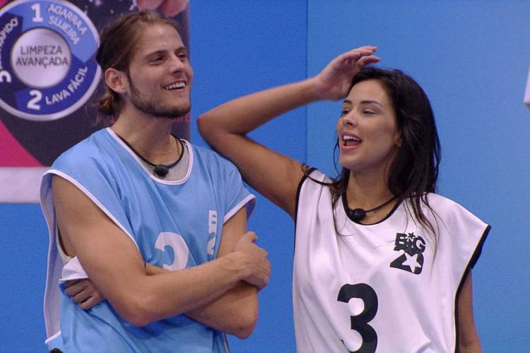 BBB20: Daniel e Ivy vencem a prova do Anjo – Saiba para quem foi o monstro