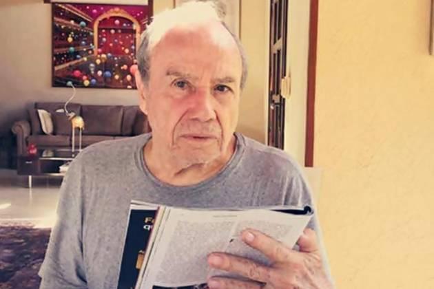Stênio Garcia é vítima de golpe: 'Perdi tudo que eu tinha' - Reprodução/Instagram
