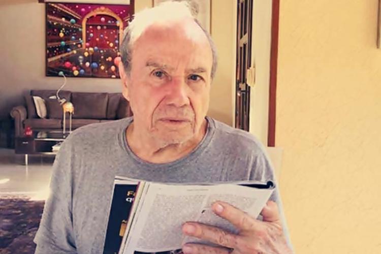 Rede Globo ameaça demitir o ator Stênio Garcia até o fim do mês