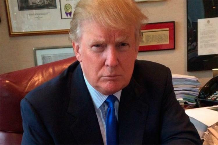 Donald Trump confirma ter feito teste para verificar se tem o novo coronavírus