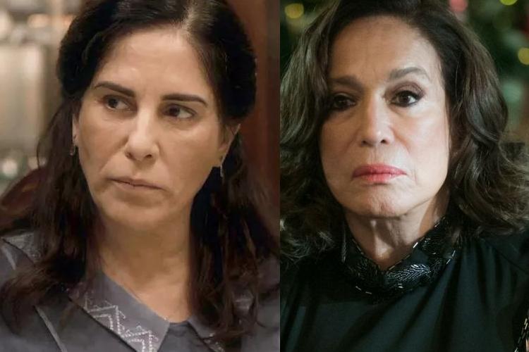 Globo toma medida preventiva sobre Glória Pires e Susana Vieira em meio a coronavírus