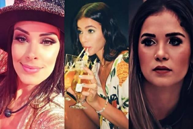 BBB20: Bruna Marquezine critica Ivy e Gizelly - Reprodução / Instagram