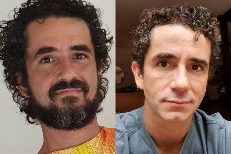 "Por causa do coronavírus, Felipe Andreoli tira a barba: ""No combate ao vírus"""