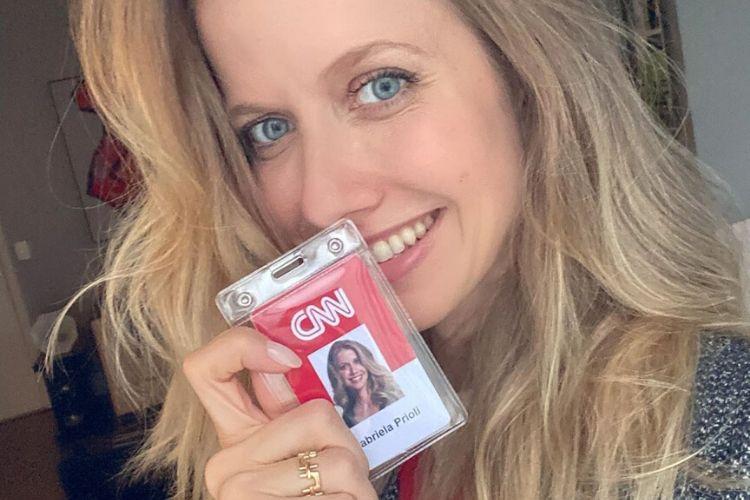 Gabriela Prioli lida com incertezas sobre futuro na CNN Brasil após polêmica