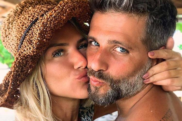 Giovanna Ewbank celebra 10 anos de casada com Bruno Gagliasso