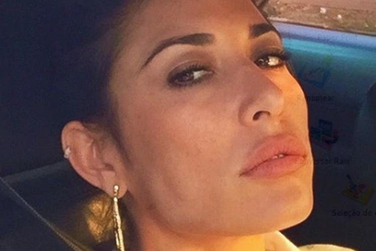 """Giselle Itiê se solidariza com Dani Calabresa e lembra assédio que sofreu: """"Fui amordaçada"""""""