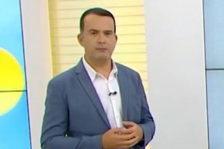 Globo promove susto ao exibir cadáver humano em pleno jornal matinal