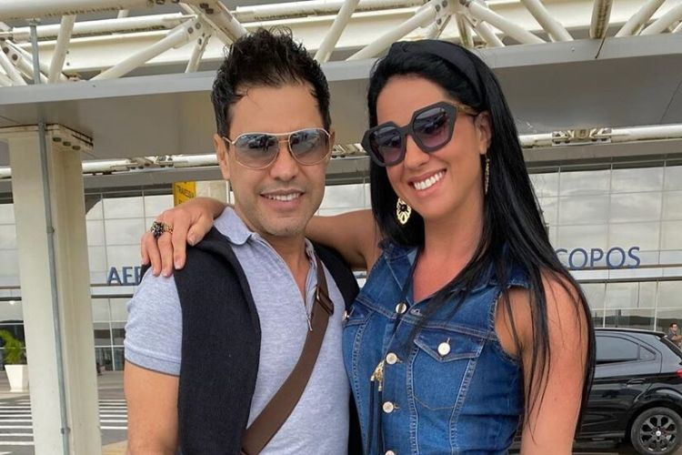 Noiva do sertanejo Zezé di Camargo quebra o silêncio sobre suposta falta de dinheiro