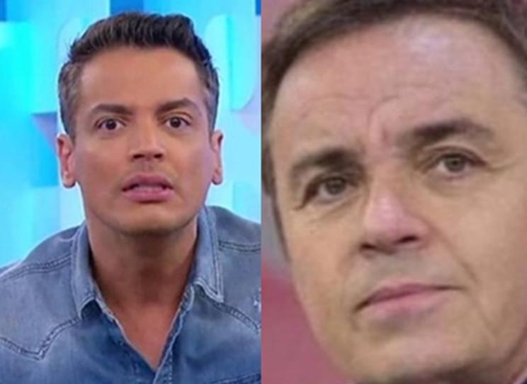 Léo Dias se rebela contra mídia e solta o verbo sobre sexualidade de Gugu Liberato