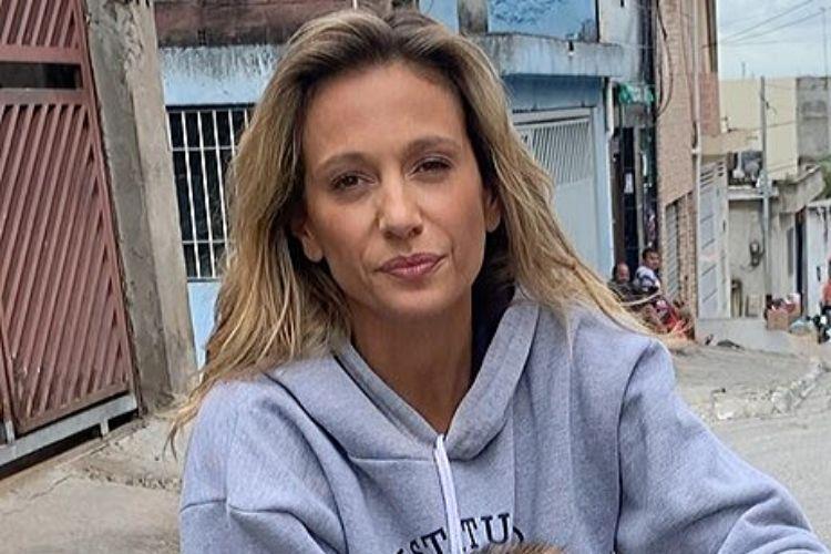 Luisa Mell, que está com coronavírus - Reprodução: Instagram