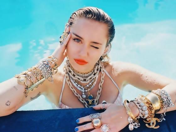 Miley Cyrus (Reprodução/Instagram)