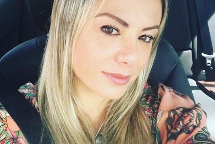 Poliana Rocha reprodução Instagram