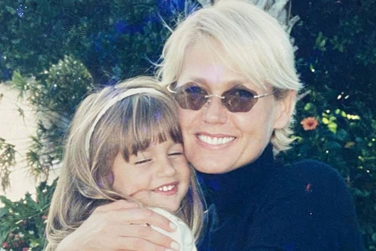 Sasha Meneghel surpreende ao mostrar fotos da infância ao lado Xuxa; veja