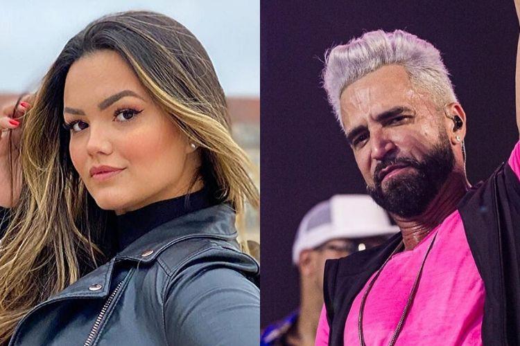 Filha de Kelly Key, a digital influencer Suzanna Freitas fala da sua relação com o pai, o cantor Latino