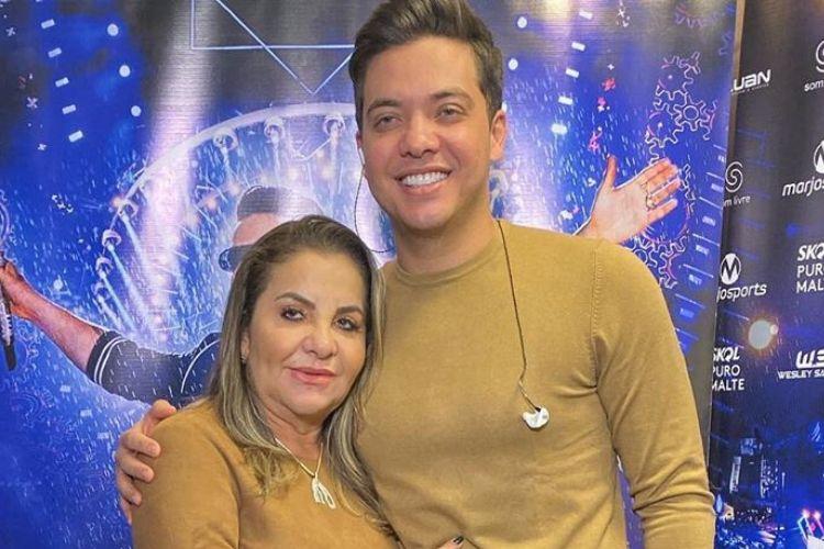 Mãe de Wesley Safadão se pronuncia sobre polêmica de atrasar salário dos funcionários