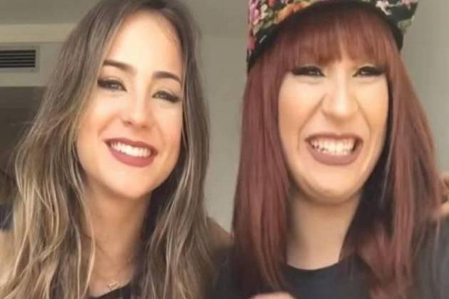 Gabi Martins e Bianca Andrade gravaram juntas e se elogiaram: 'Quero de colocar num potinho' Foto: reprodução/ youtube