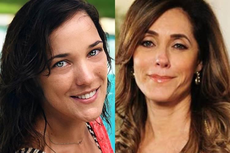 Adriana Birolli comenta cena ao lado de Christiane Torloni em 'Fina Estampa'