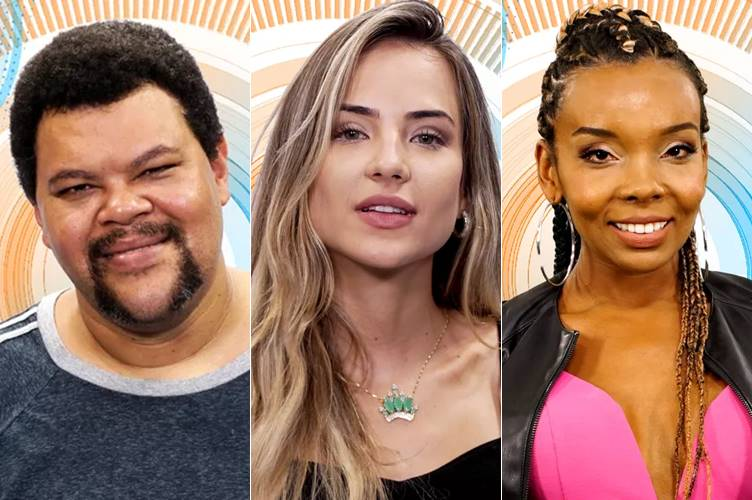 Enquete Paredão 'BBB20': Babu, Gabi ou Thelma? – Vote!