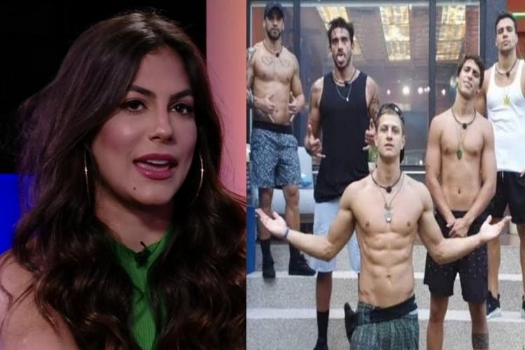 Eliminada do 'BBB20', Mari Gonzalez fica chocada com polêmica descoberta sobre ex-participantes