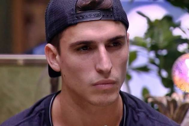BBB20 - Felipe Prior é eliminado (Reprodução/TV Globo)