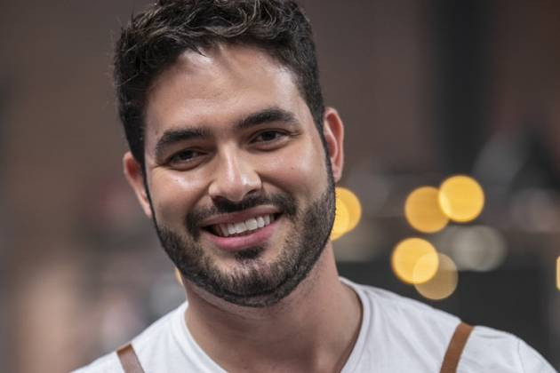 Emerson vencedor do Hair (Edu Moraes/Record TV)