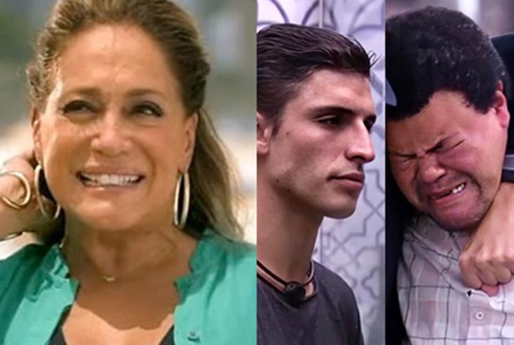 Susana Vieira lamenta saida de Felipe Prior no 'BBB20' e declara torcida por Babu Santana