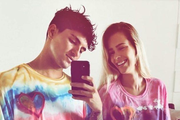 Gabriel Medina e Yasmin Brunet - (Foto: Reprodução/Instagram)
