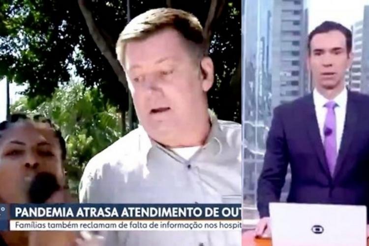 Com ameaça sobre jornalistas nas ruas, Globo toma medida contra população