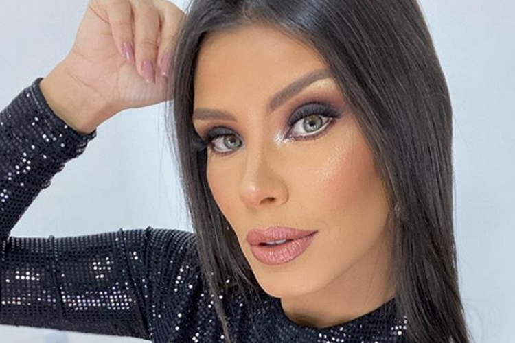 Ivy, do 'BBB20', se torna apresentadora de live da sertaneja Naiara Azevedo