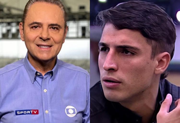 Eliminação de Felipe Prior no 'BBB20' ganhou narração de profissional da Globo
