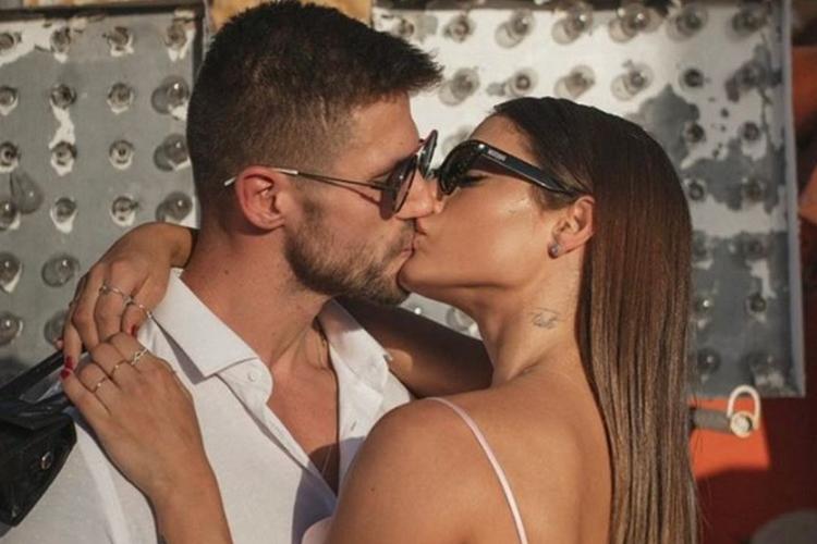 Ex-BBB Mari Gonzalez inicia preparativos de casamento com Jonas Sulzbach