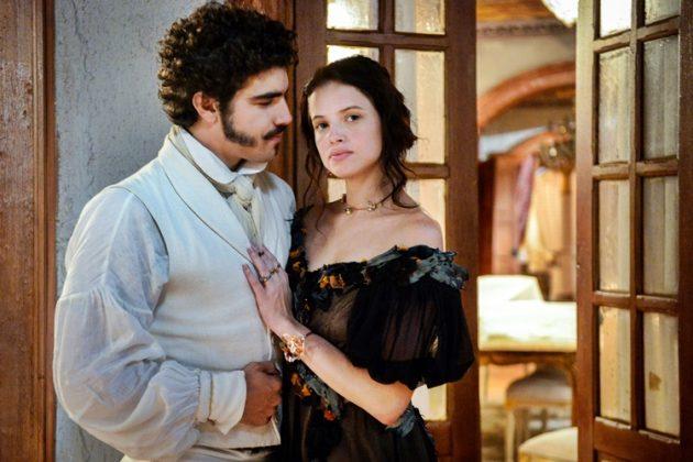Novo Mundo - Dom Pedro e Domitila (Globo/Raquel Cunha)