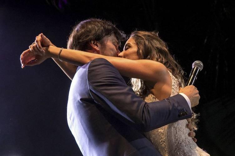 Patricia Abravanel e Fabio Farias celebram 3 anos de casados e trocam declarações