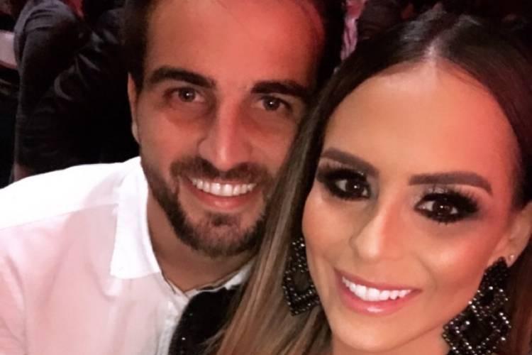 """Filha de Chitãozinho anuncia que está grávida: """"Uma felicidade que transborda"""""""