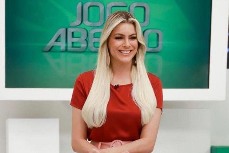 Renata Fan desperta interesse da TV Globo e pode deixar a Band