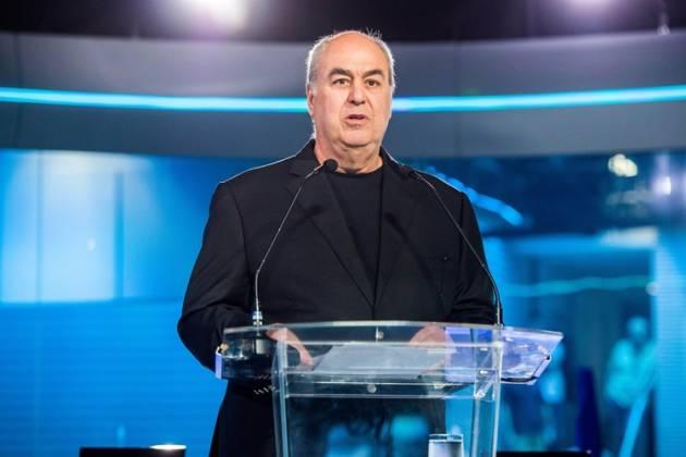 Roberto Irineu Marinho - TV Globo - João Cotta