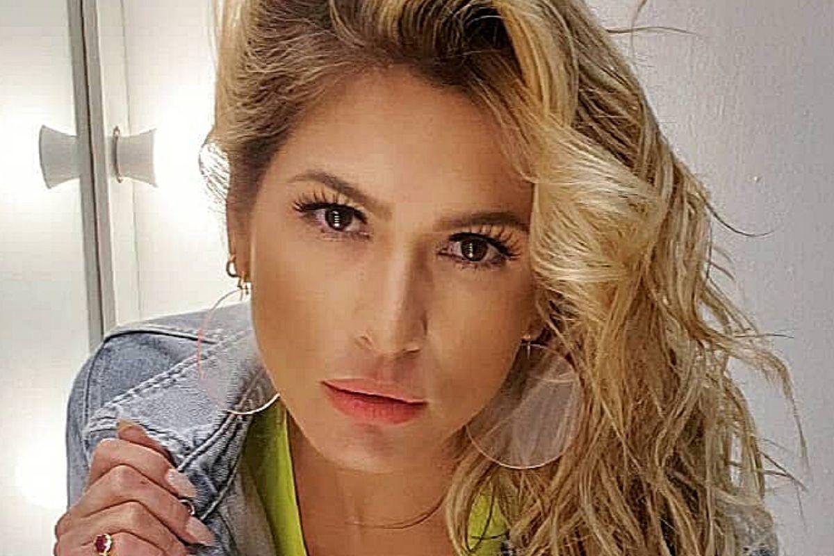 A apresentadora do SBT Lívia Andrade - Reprodução: Instagram