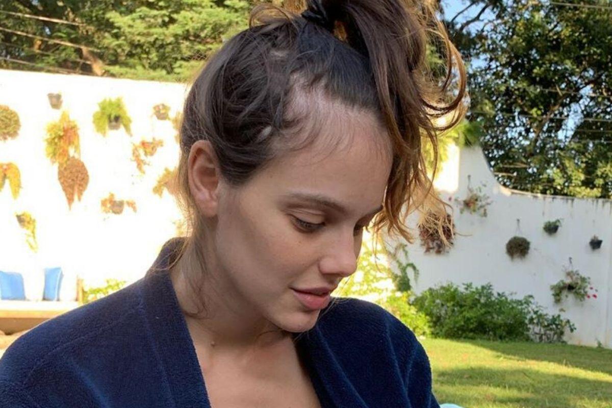 A atriz Laura Neiva - Reprodução: Instagram