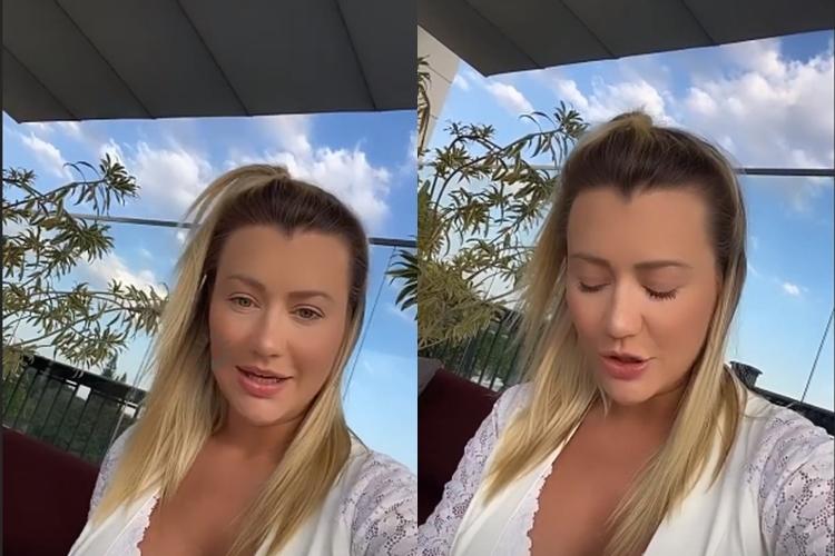 """Ana Paula Siebert revela dificuldade na amamentação de Vicky: """"Amamentar dói"""""""