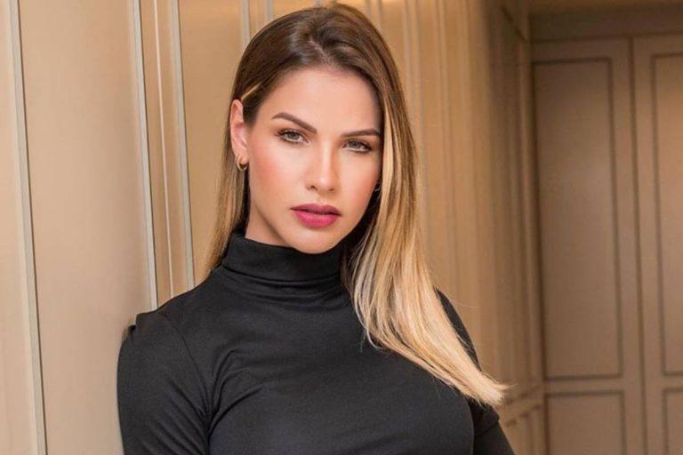 Esposa de Gusttavo Lima fala sobre tratamento para ter uma menina