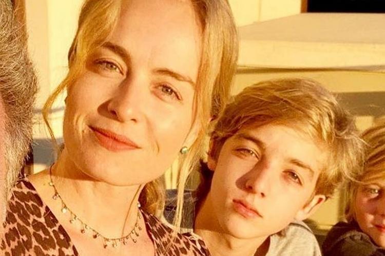 Angélica surpreende com atividade arriscada ao lado do filho, Joaquim, na quarentena