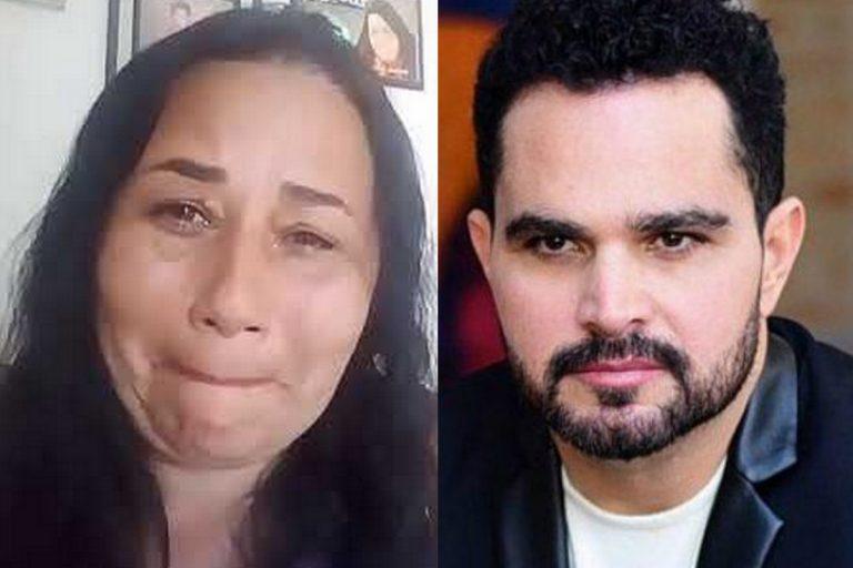 """""""Implantaram drogas na minha casa"""", desabafa ex do sertanejo Luciano Camargo após prisão do filho"""