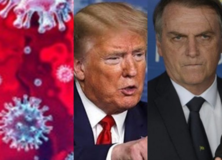 Hoje no Brasil: Números da Covid-19, Trump rompe com OMS e Bolsonaro tem prazo para se manifestar sobre 'Fake News'