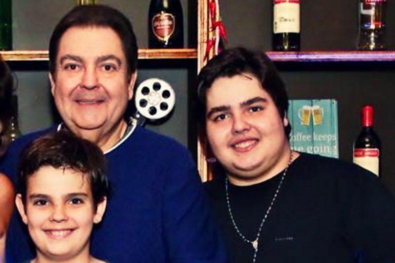 Filho de Faustão faz cirurgia bariátrica para evitar problemas futuros e já está de alta
