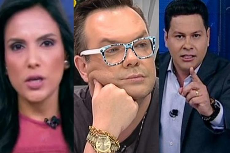 Felipeh Campos faz polêmica acusação contra Márcia Dantas envolvendo Marcão do Povo