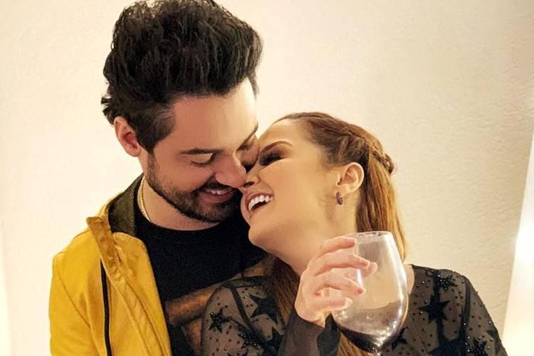 Sertaneja Maiara se surpreende com novo presente do namorado Fernando Zor
