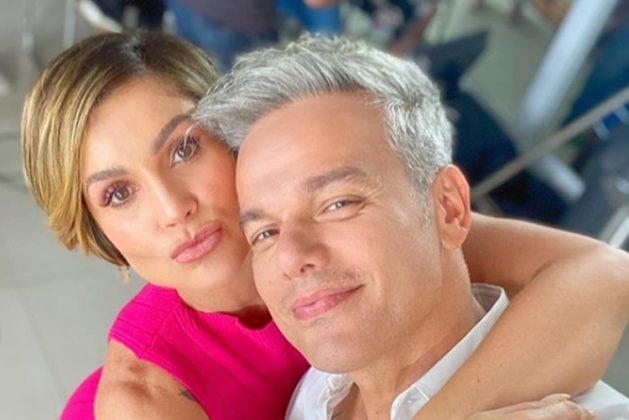 Flávia Alessandra e Otaviano Costa reprodução Instagram