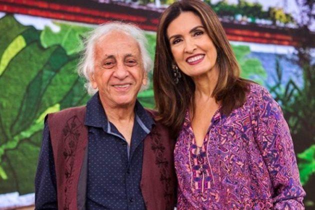 Flavio Migliaccio e Fatima Bernardes/Instagram