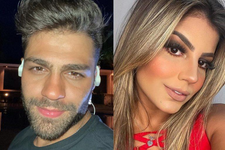 Novo namorado de Hariany Almeida faz denúncia de ataques de ódio nas redes sociais